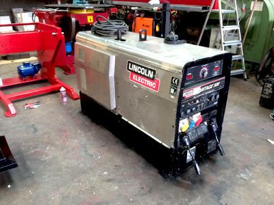 Welder Hire and Generator hire